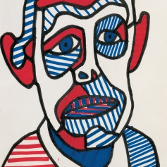 Autoportrait II,1966